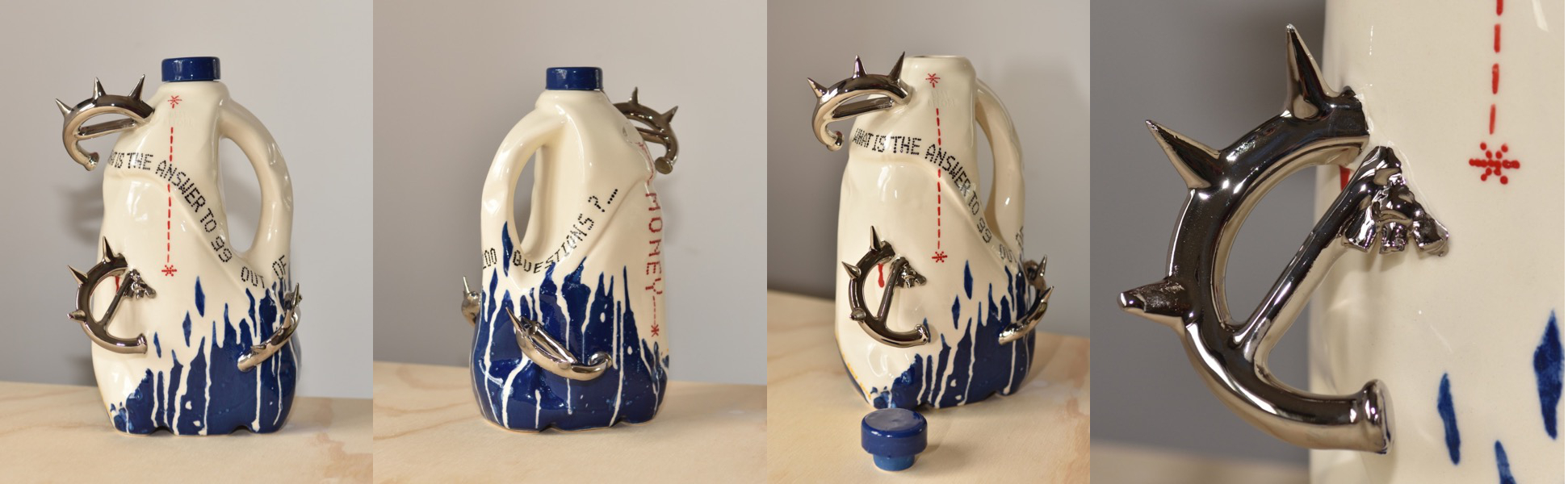 Milk Bottle - The Frustrator